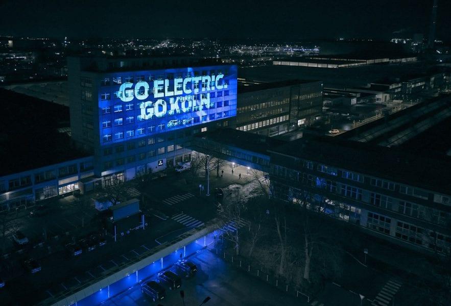פורד תייצר בגרמניה רק רכב חשמלי