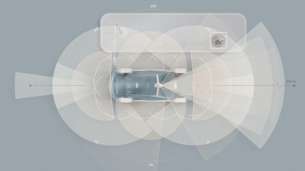 וולוו תפתח בעצמה את תוכנת ההפעלה למכוניות שלה