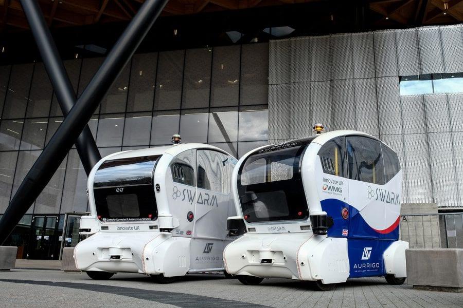 פורסם תקן בינלאומי מחייב ראשון לרכב אוטונומי