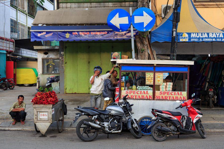 אינדונזיה תסב 13 מיליון אופנועים להנעה חשמלית